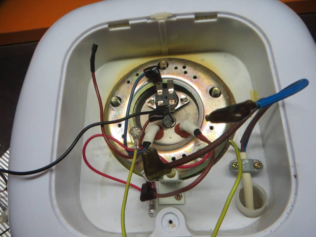 Распространенные ошибки водонагревателей аристон и термекс и способы их устранения