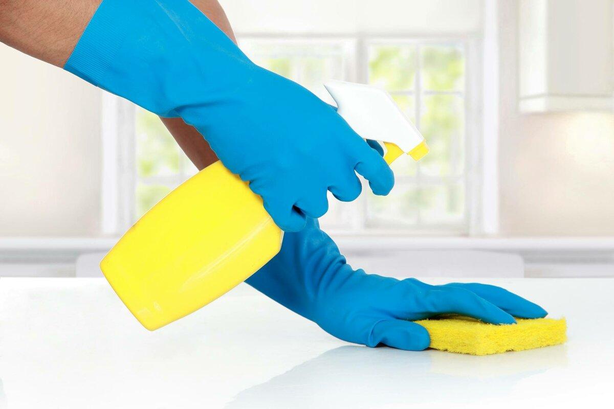 Ошибки, которые мы совершаем при уборке дома