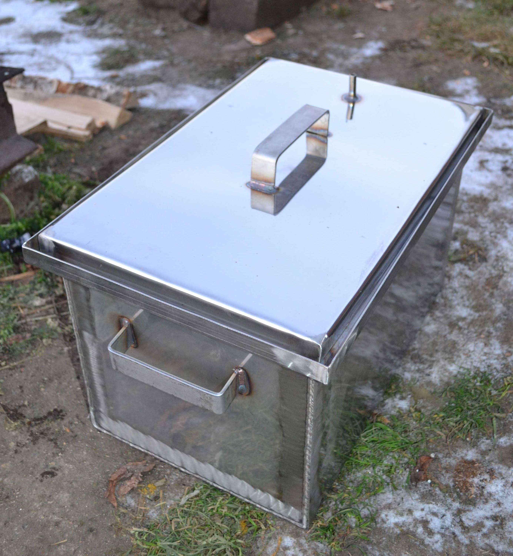 Коптильня для домашней колбасы, как построить устройство для копчения своими руками