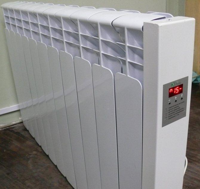 Выбираем экономичный электрический обогреватель