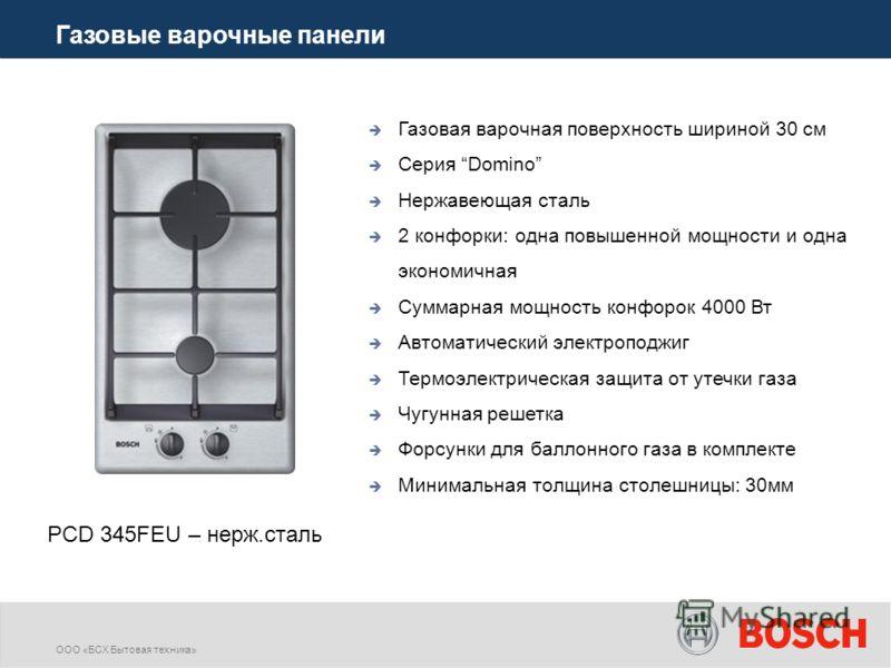 Как выбрать встраиваемую электрическую варочную панель: советы специалиста