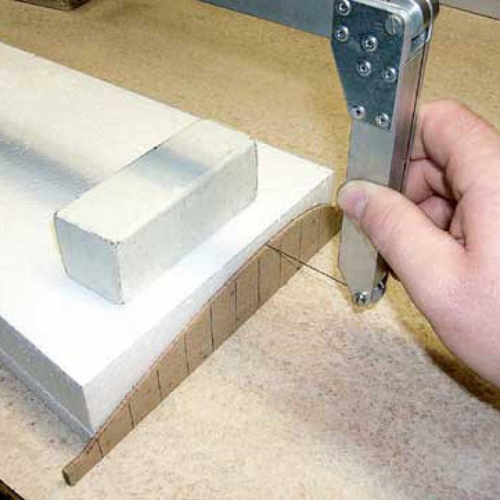Станок для резки пенопласта своими руками: как резать пенопласт