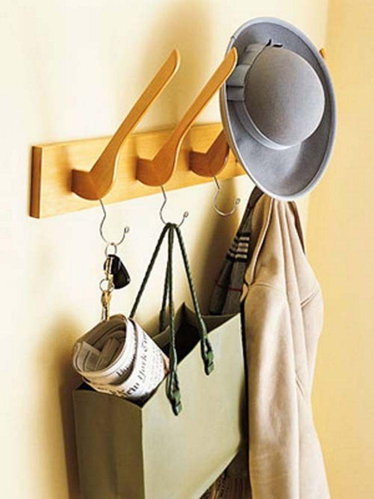 10 идей, как еще можно использовать вешалки для одежды :: инфониак