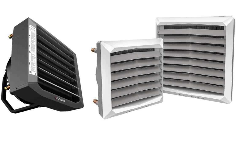 Воздушно-отопительный агрегат - виды, технические характеристики и средние цены