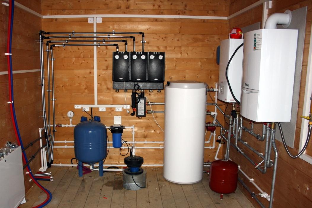 Отопление загородного дома: варианты и цены отопления частных загородных домов | гск