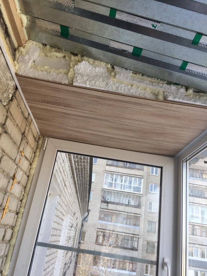 Балкон последнего этажа: монтаж и обустройство крыши