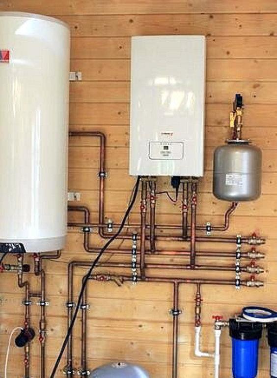 Горячее водоснабжение частного дома - домэконом