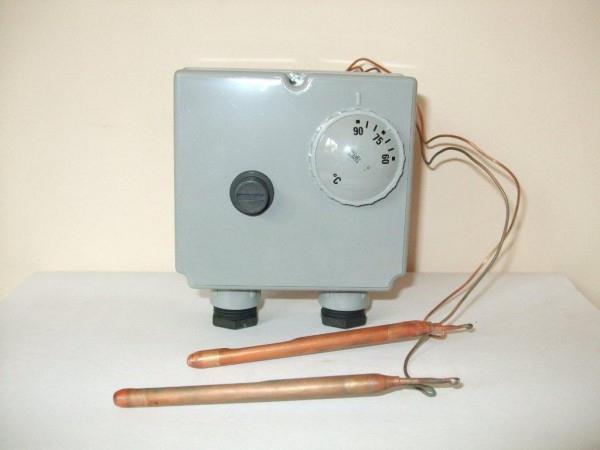Термостаты для котлов отопления: виды, советы по эксплуатации, принцип работы