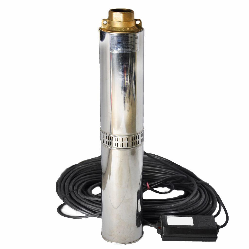 Глубинный насос для скважины - виды, выбор, подключение, обслуживание
