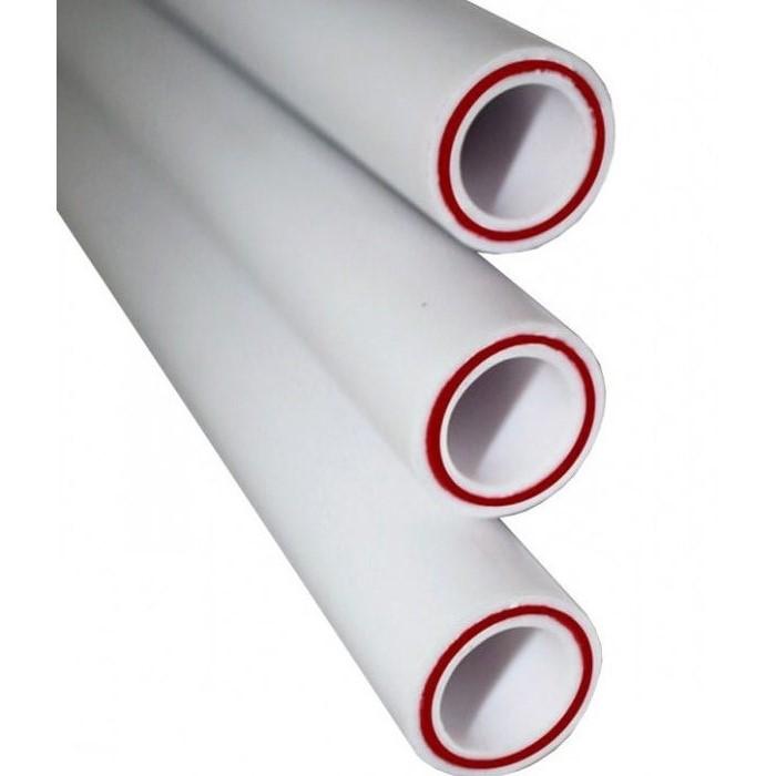 Полипропиленовые трубы армированные стекловолокном для отопления - описание