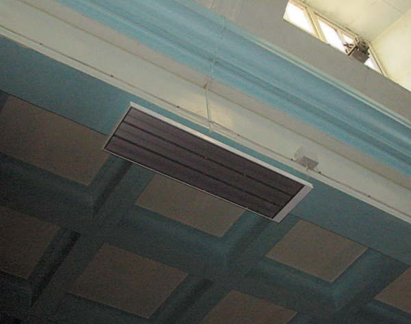 Обзор инфракрасных обогревателей на потолок: важные моменты