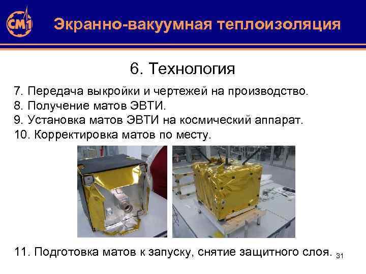 Порошковая и экранно-вакуумная теплоизоляция: характеристики