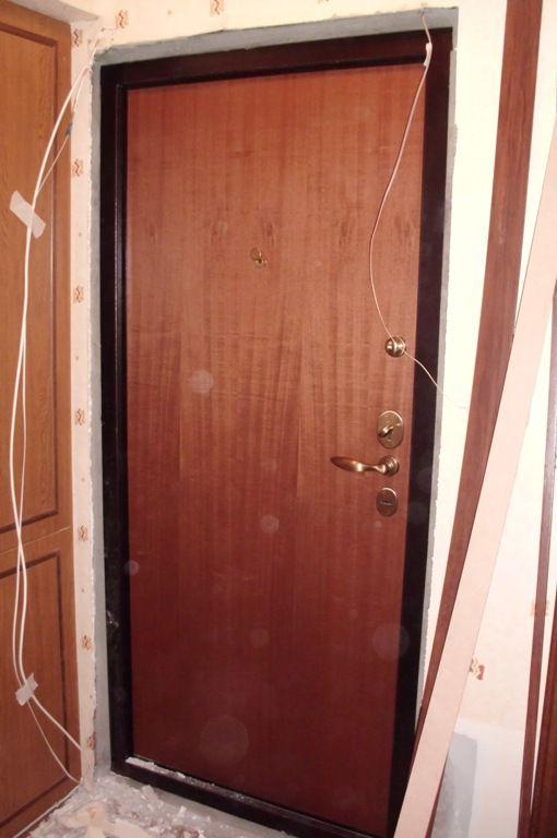 Дверные откосы своими руками: виды материалов, способы монтажа