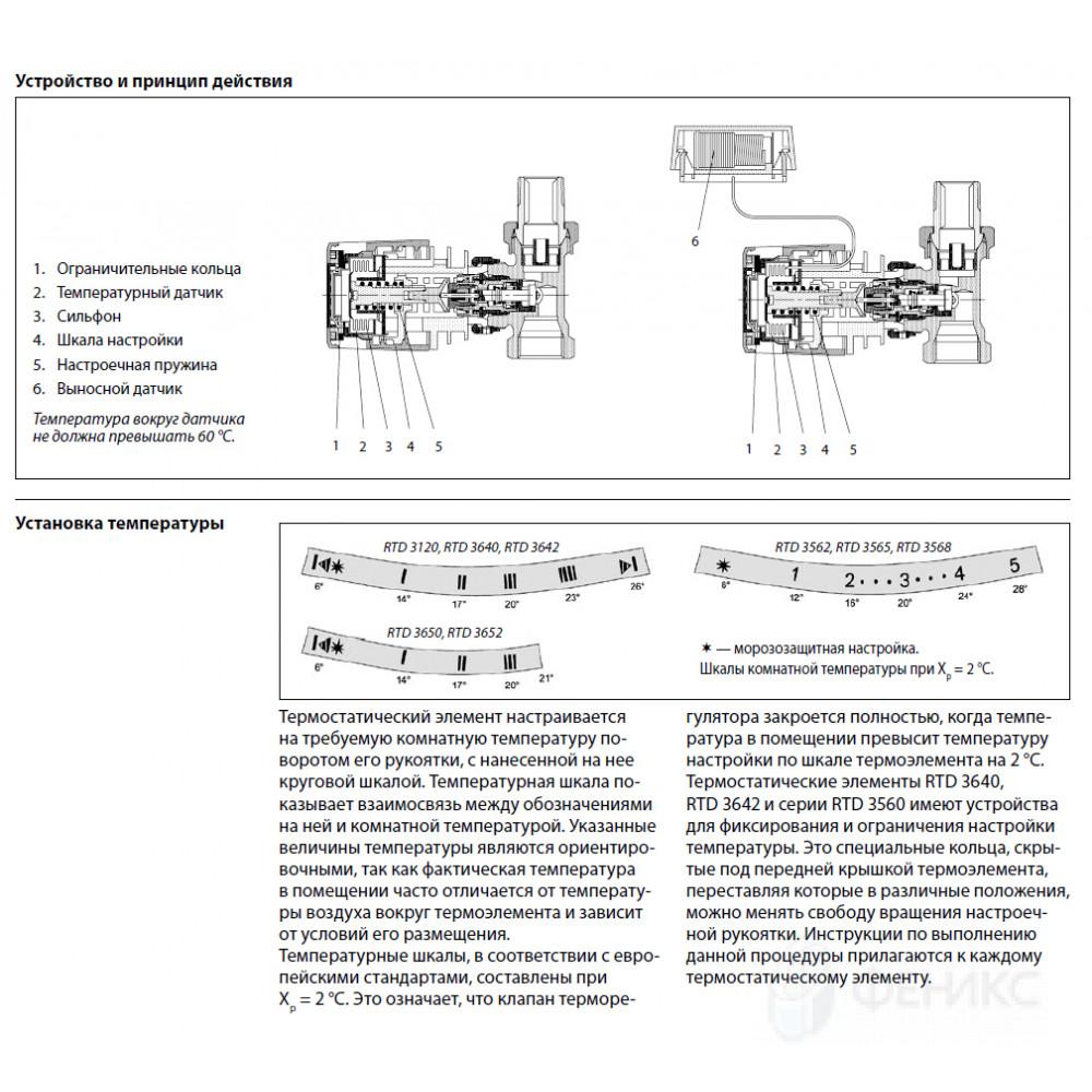 Как регулировать батареи отопления с регулятором danfoss