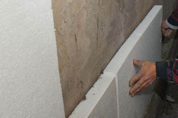 Утепление стен подвала снаружи: начто обратить внимание