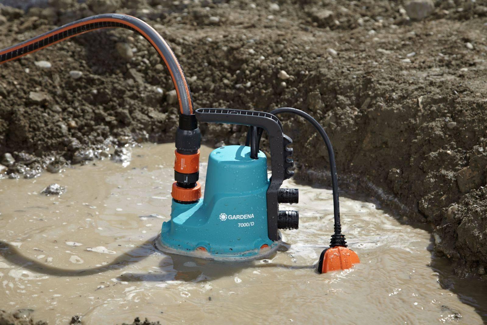 Как выбрать садовый насос для откачки грязной воды: сравнительный обзор подходящих агрегатов