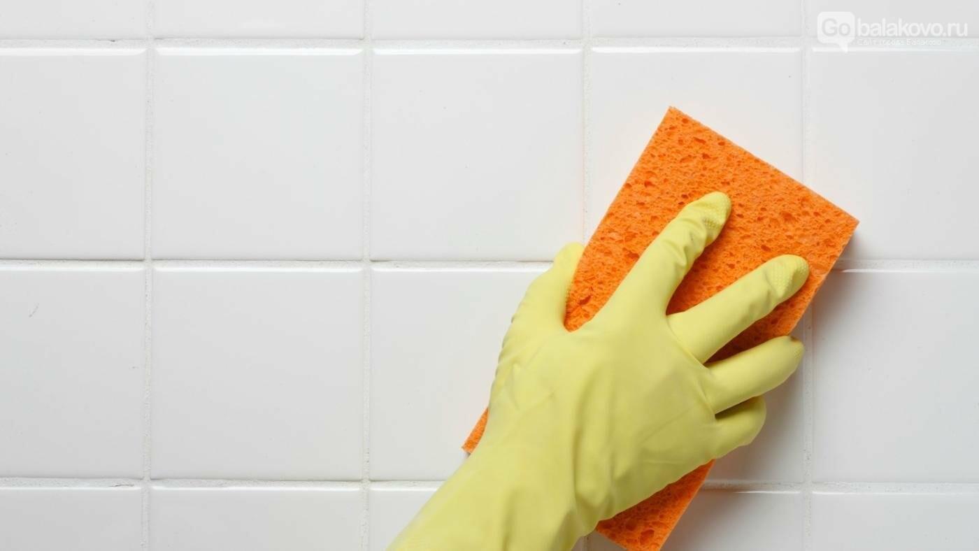 Как эффективно очистить швы между плиткой в ванной