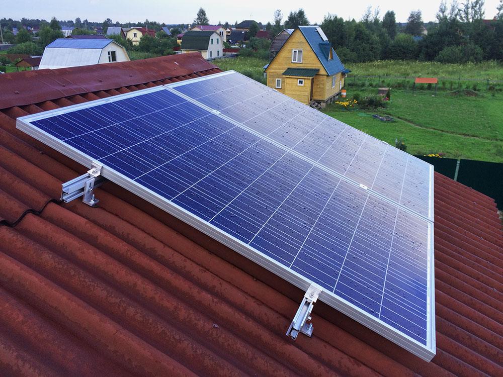 Как рассчитать мощность солнечной электростанции для дома и повысить кпд модулей на supersadovnik.ru