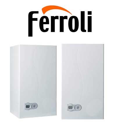 Технические характеристики настенных котлов ferroli.