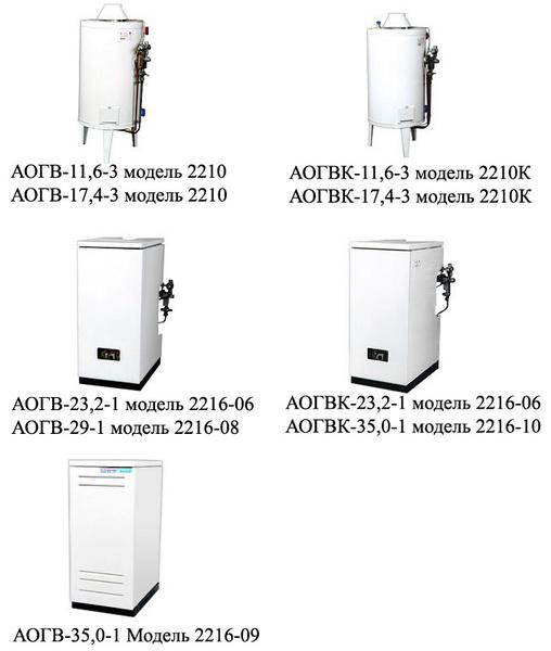 Аогв 120 1979 года выпуска технические. как работает агв. вариант монтажа агв в частном доме