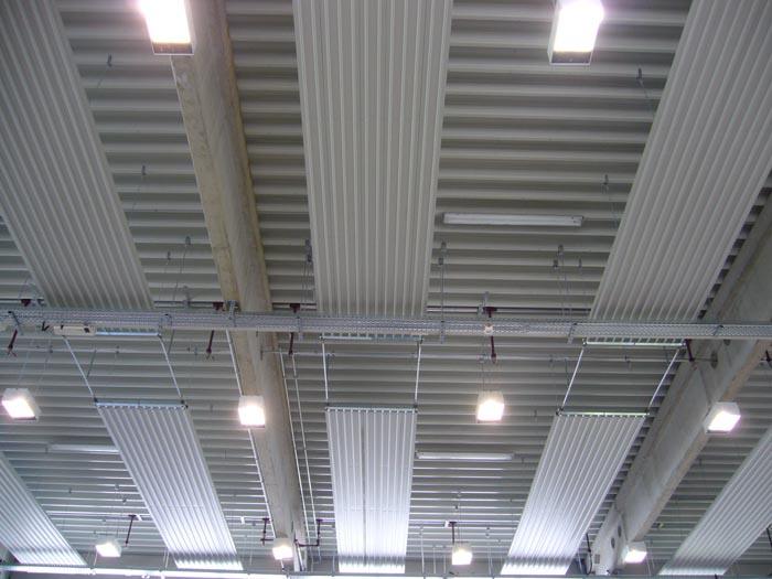 Газовое воздушное отопление производственных помещений от компании «фрамосс»
