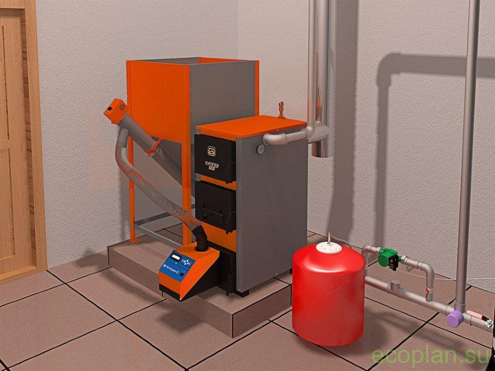 Топ-5 комбинированных котлов отопления