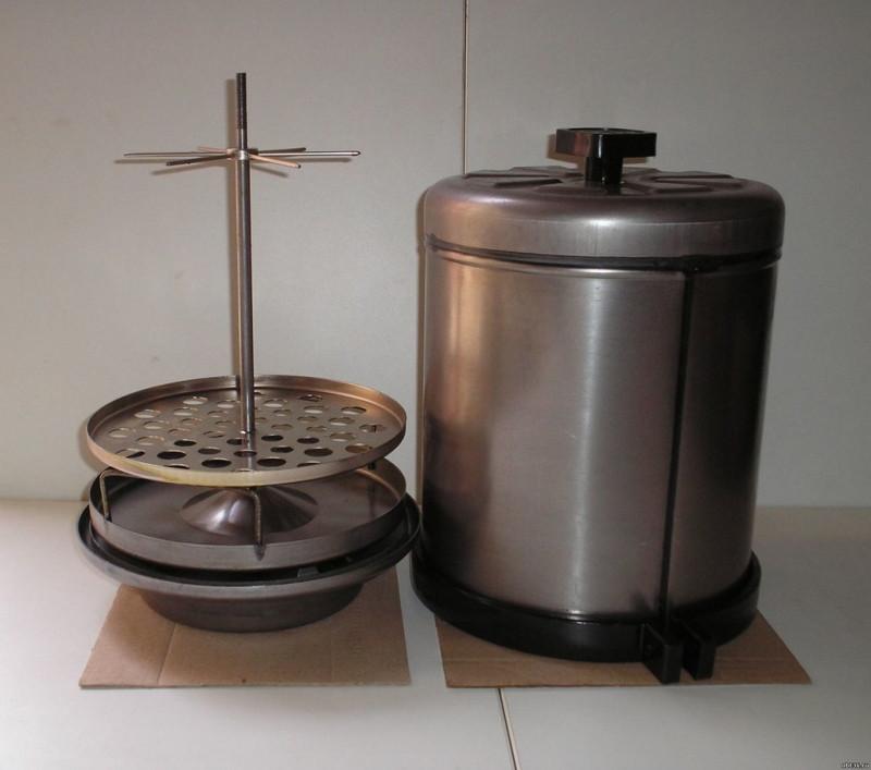 Промышленные коптильни горячего (холодного) копчения: как устроены