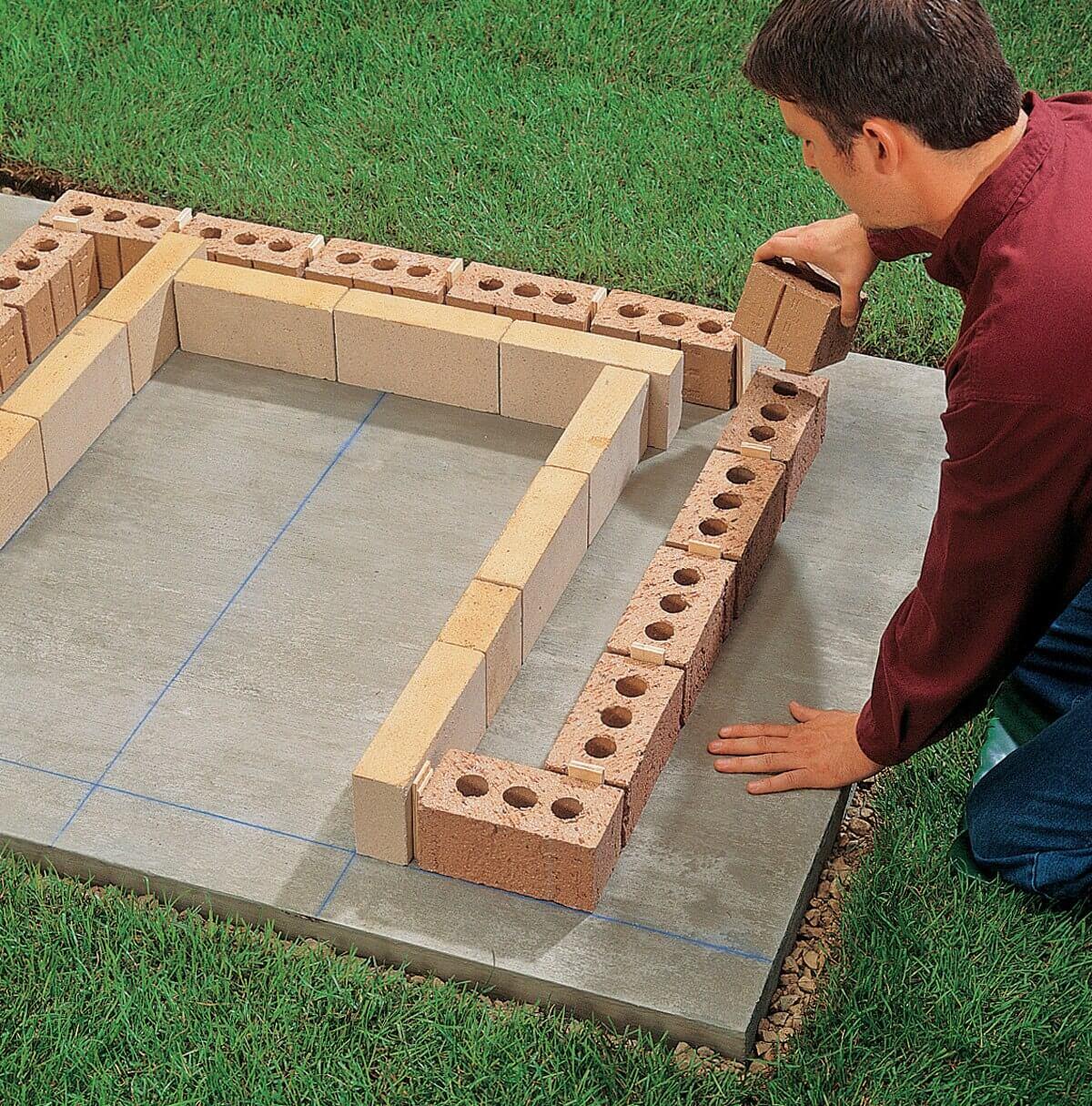 Как построить барбекю для дачи – видео и порядовки
