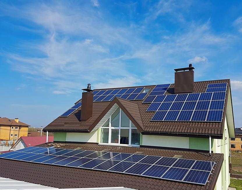 Солнечное отопление дома своими руками - принцип изготовления