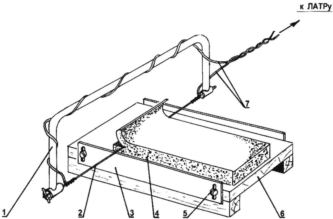 Как резать пенопласт или пеноплекс в домашних условиях без крошек?