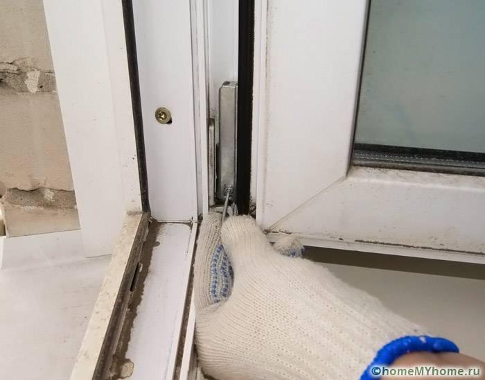 Боремся с запотеванием окон на балконе, устраняем конденсат