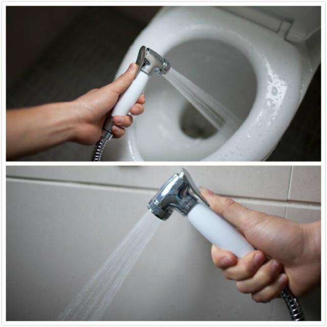 Как установить гигиенический душ в туалете, и какому виду отдать предпочтение?