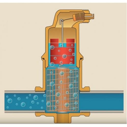 Зачем сепаратор воздуха для отопления: 4 преимущества