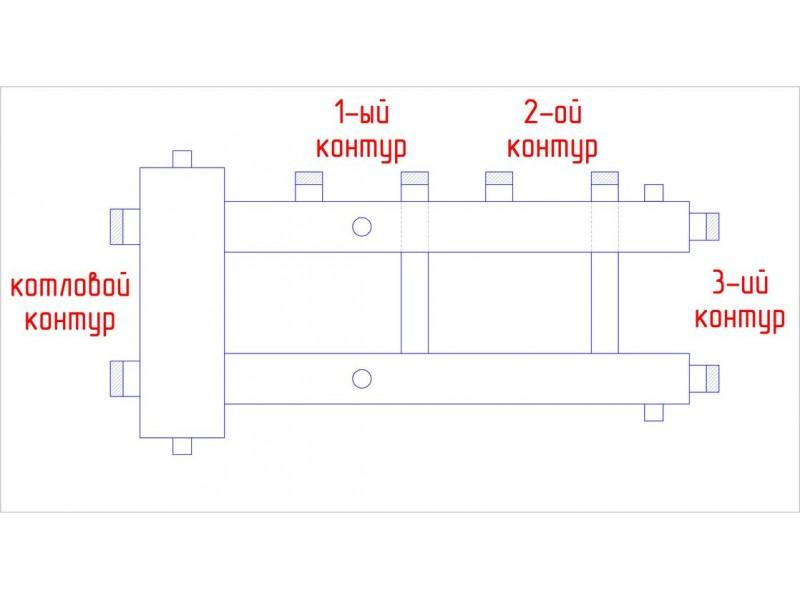 Гидрострелки для отопления - принцип работы, что это такое и для чего нужна, как сделать своими руками
