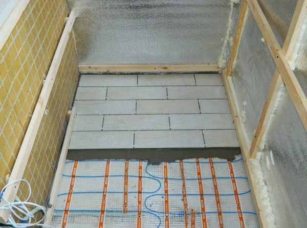 Как самостоятельно утеплить стены в ванной комнате изнутри?