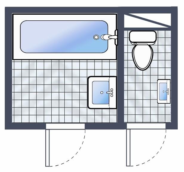 Туалет и ванная раздельно или вместе: что лучше