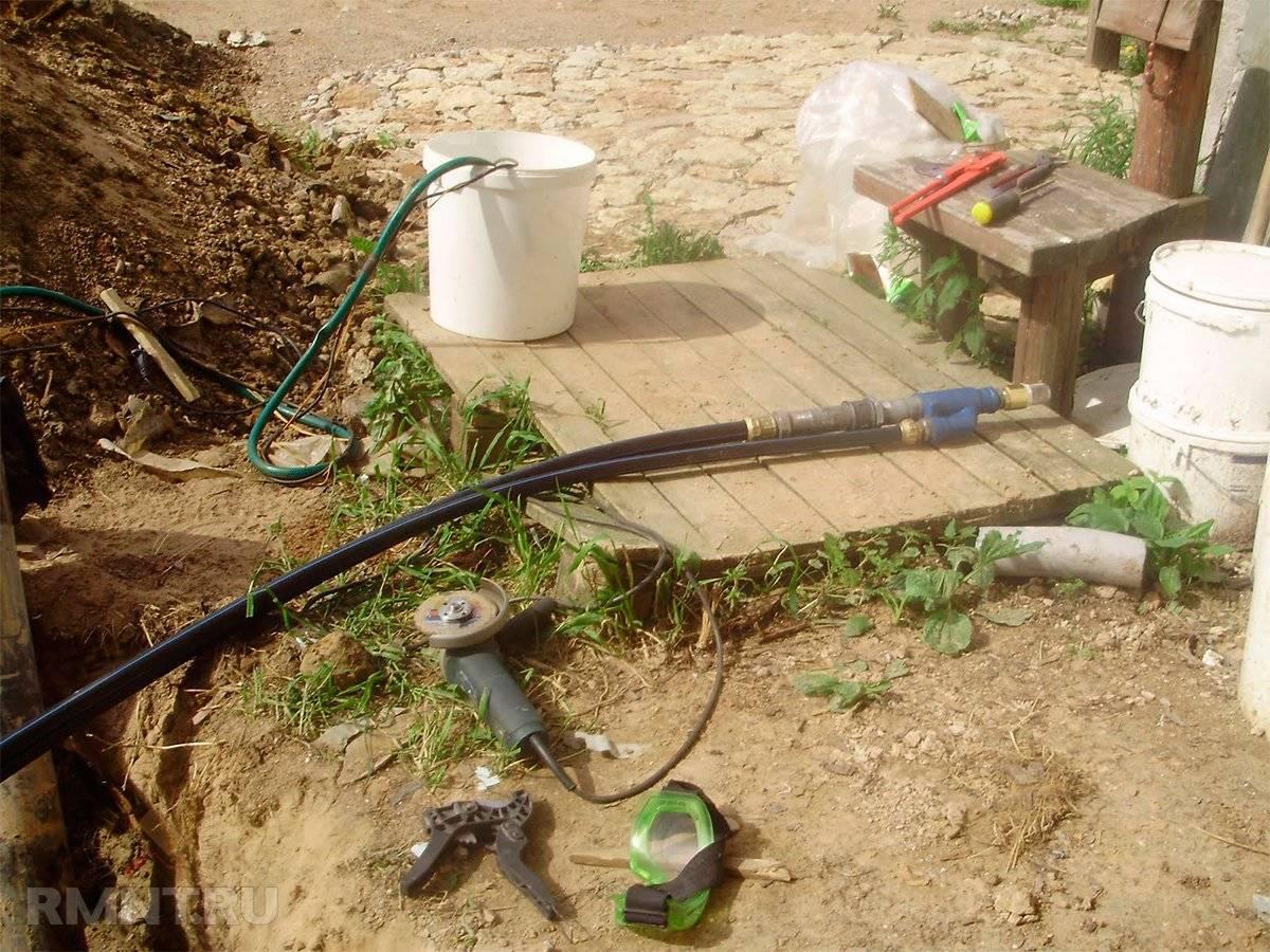 Модернизация насосной станции: эжектор