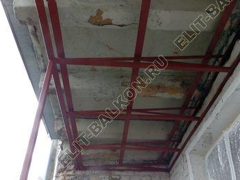 Утепление потолка и крыши на балконе или лоджии: своими руками