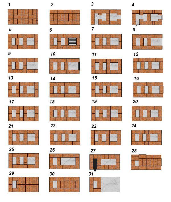Печь голландка своими руками: чертежи, порядовка и пошаговая инструкция по изготовлению