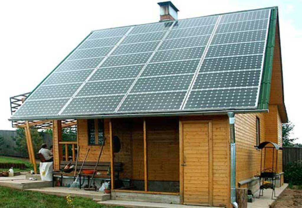Солнечные батареи для частных домов - сколько стоит, расчет, установка и отопление