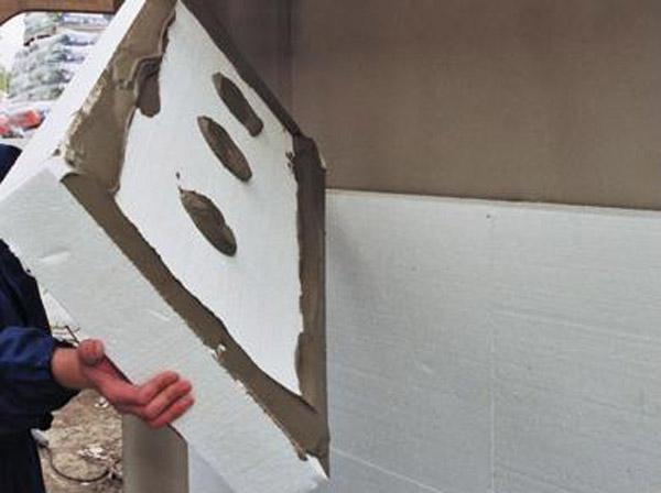 Клей для теплоизоляции: видео-инструкция по монтажу своими руками, особенности теплоизоляционных плит на клеевой основе, цена, фото