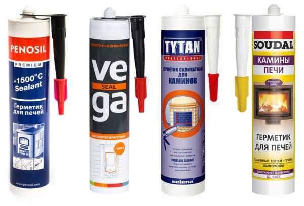Термостойкий герметик: особенности и сфера применения