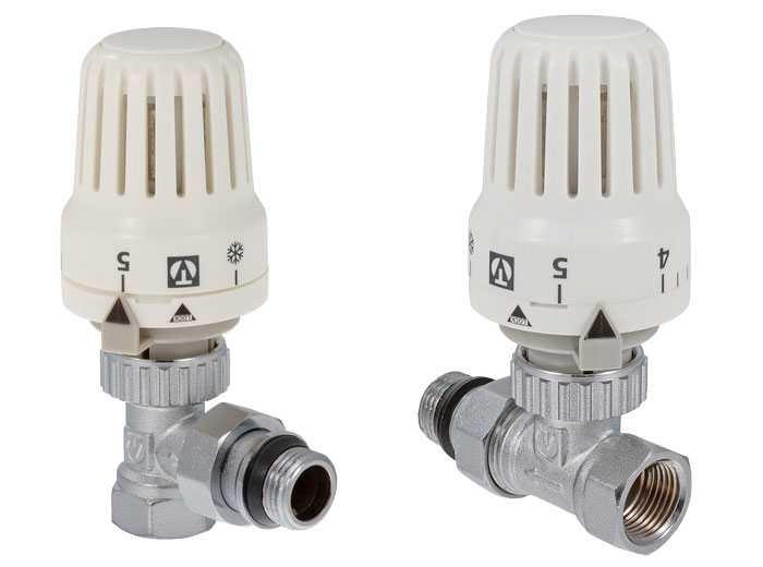Термоголовка для радиатора отопления - виды, выбор и установка