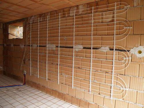 Установка конвектора на стену – основные схемы, методы, нюансы