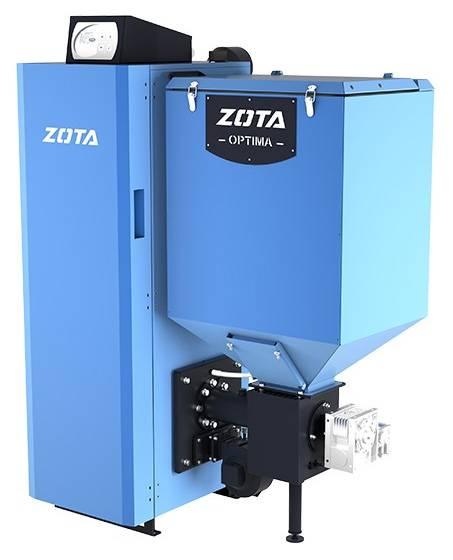 Твердотопливный котел zota mix – отзывы владельцев
