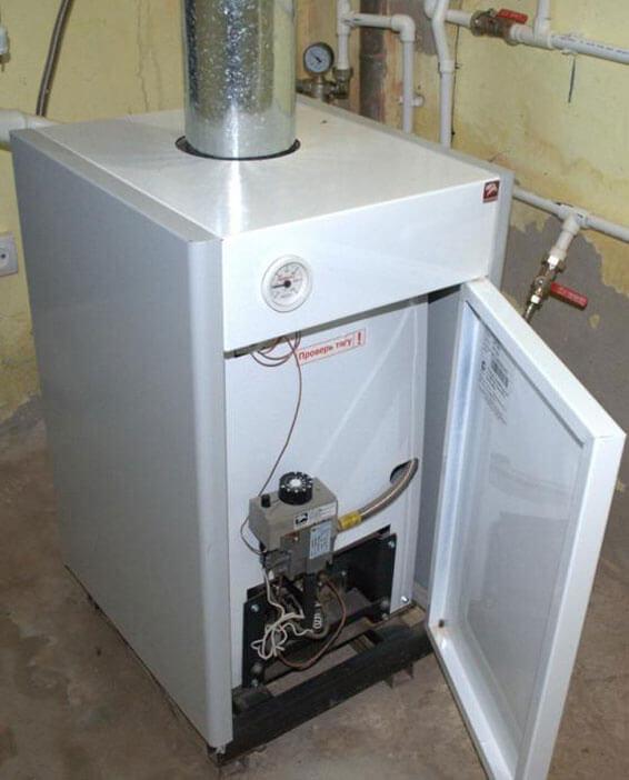 Котлы газовые лемакс - лучшее отопление