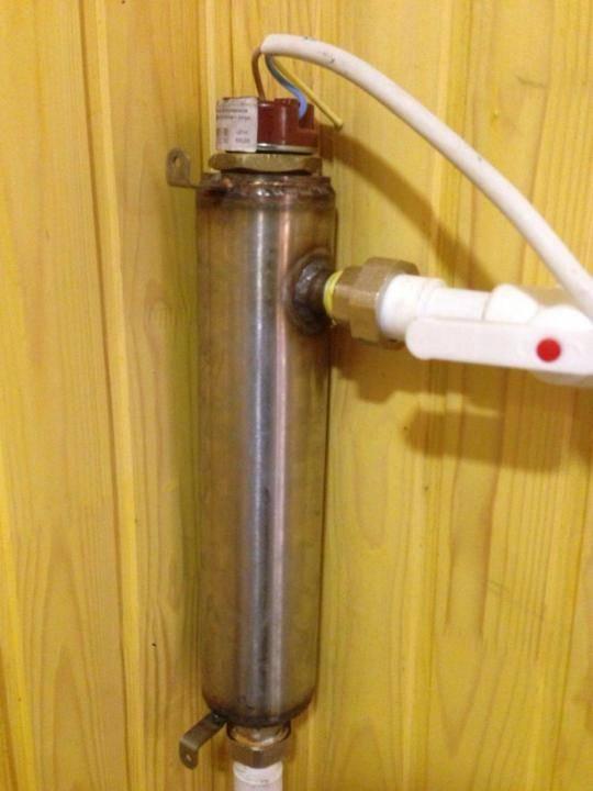 Электрокотел для отопления частного дома, устройство своими руками, как самому сделать данный агрегат