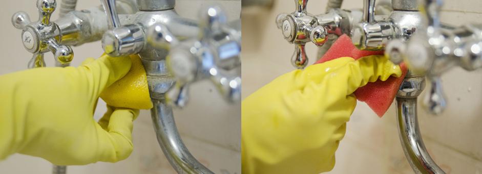 Нюансы чистки смесителей и кранов в ванной и на кухне: обзор способов
