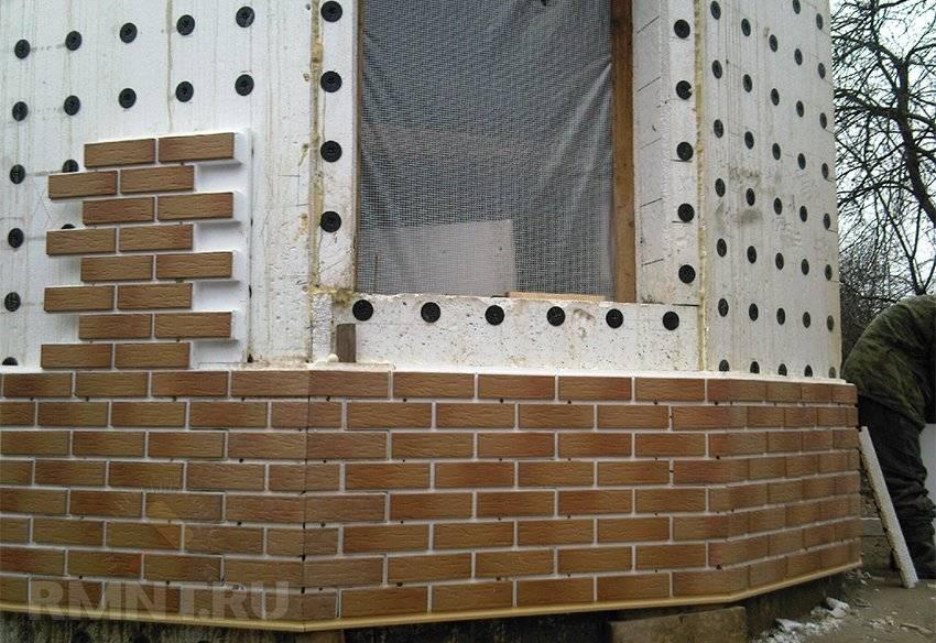 Термопанели фасадные для деревянного дома
