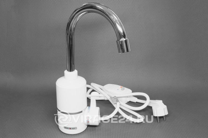Кран мгновенного нагрева воды: выгодно и комфортно